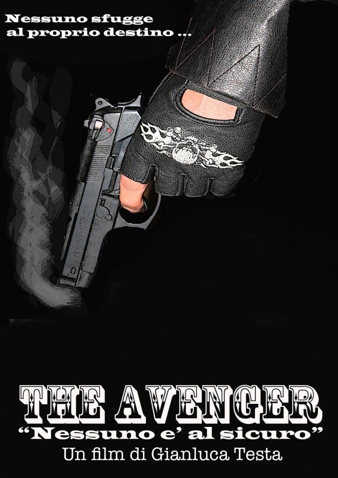 locandina the avenger