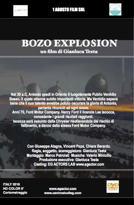 locandina bozo explosion