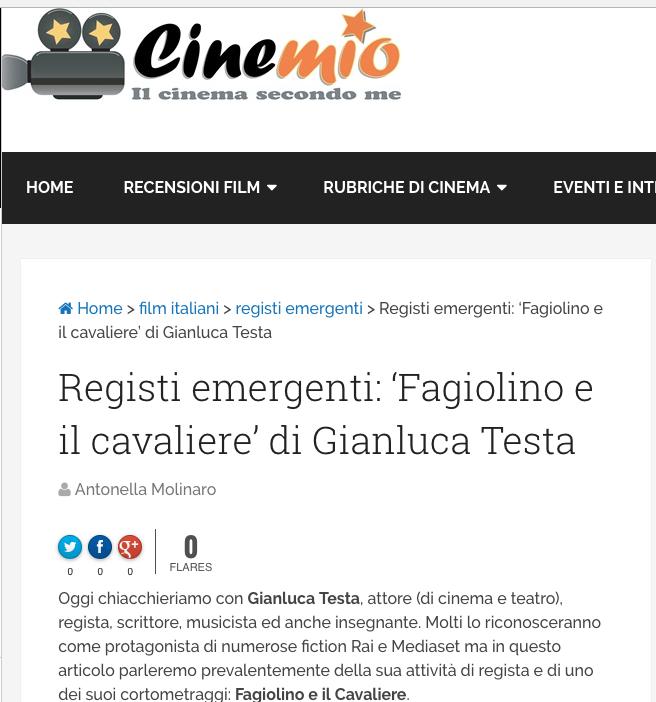 CINEMIO 1