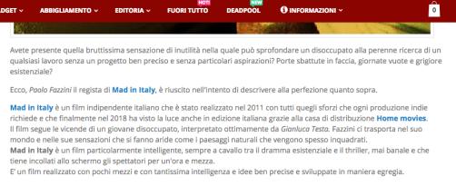 mad in italy la recensione 2