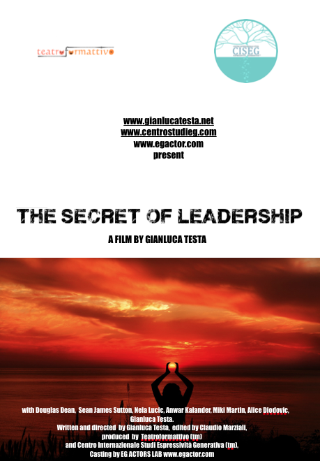 poster the secret of the leadership