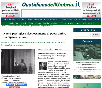 quotidiano dell'umbria 1