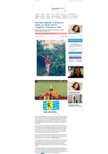 nomade digitale blasting news